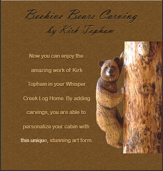 Carved Wood Bears Catalog